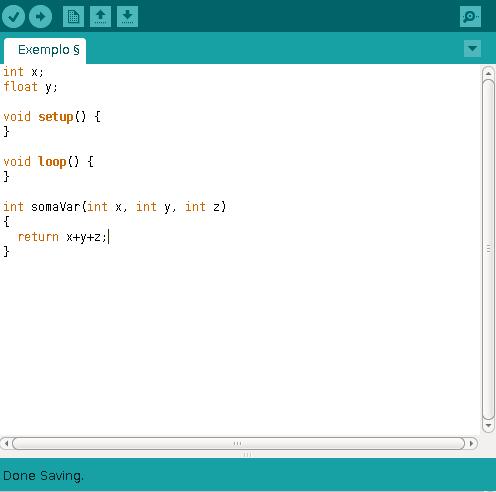 Usando funções com Arduino