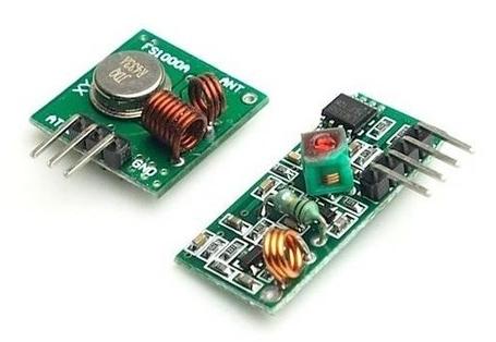 Módulo RF 433 MHz