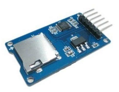 Datalogger com micro SD