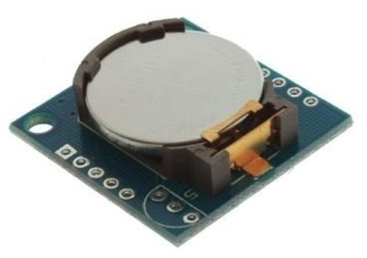 RTC - Real Time Clock DS1302, 1307 e 3231 - Blog Eletrogate