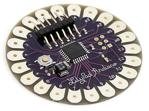 Placa Arduino Lilypad