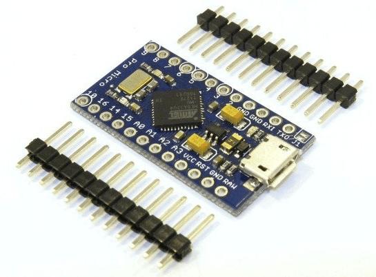 Placa Arduino Pro Micro