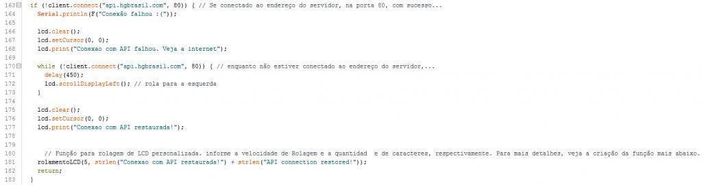 Explicação Código